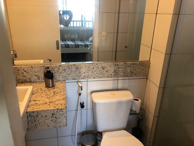 Apartamento no Meireles com 2 quartos