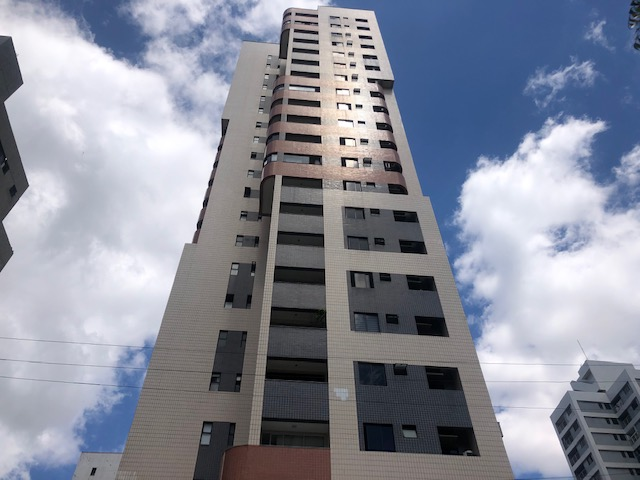 Apartamento 3 quartos no Meireles Fortaleza