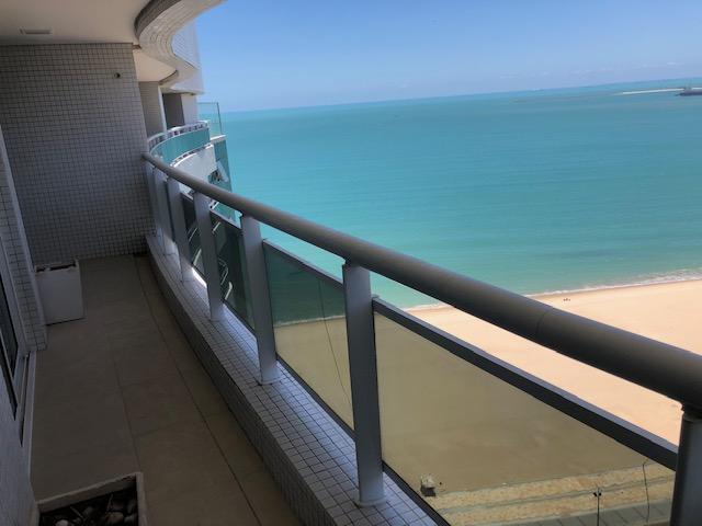 Apartamento Na Beira Mar De Fortaleza
