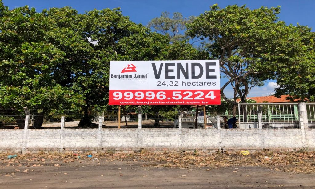 Terreno à Venda na BR 116 Fortaleza