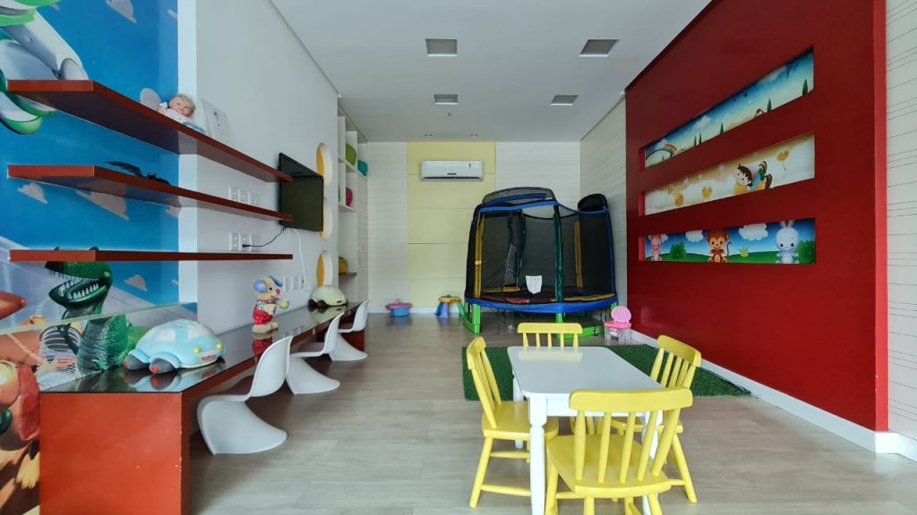 Apartamento à Venda no Cocó em Fortaleza